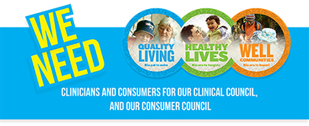 Clinical and Consumer Councils