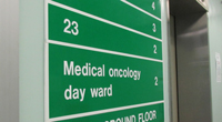 Photo of Ward 23 Signage