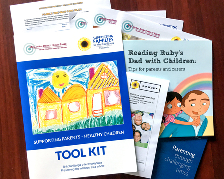 Supporting Parents Healthy Children Toolkit image